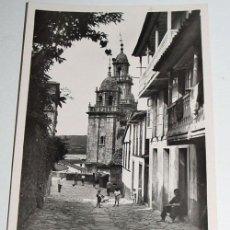 Postales: ANTIGUA POSTAL DE PUENTEDEUME - IGLESIA PARROQUIAL - ED. LOPEZ TORRE - NO CIRCULADA.. Lote 206969703
