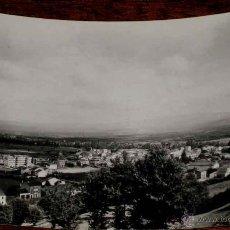 Postales: ANTIGUA FOTO POSTAL DE SARRIA (LUGO) VISTA PARCIAL. ED. GRECOR . SIN CIRCULAR. Lote 39547452