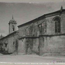 Postales: ANTIGUA FOTO POSTAL DE SARRIA (LUGO) CONVENTO DE LA MERCED. ED. GRECOR . MARGARA, SIN CIRCULAR. Lote 39548194