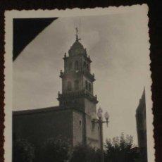Postales: ANTIGUA FOTO POSTAL DE PONFERRADA - SANTUARIO DE NTRA. SRA. DE LA ENCINA - ED. M. ARRIBAS - NO CIRCU. Lote 39550482