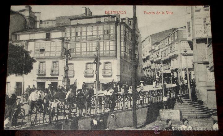 Fotos antiguas puerto de la corua 74