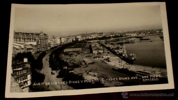 Fotos antiguas puerto de la corua 78