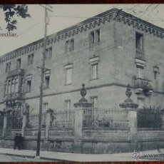 Postales: ANTIGUA POSTAL DE ORENSE, SEMINARIO CONCILIAR, HAE, SIN CIRCULAR. Lote 39606927