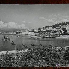 Postales: ANTIGUA FOTO POSTAL DE VIGO, N. 19, VISTA DE LOS ASTILLEROS, POSTAL MADRID, NO CIRCULADA.. Lote 176622289