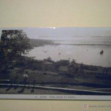 Postales: 11 - VIGO VISTA DESDE EL CASTRO - FOTO NEGTOR. Lote 40276718