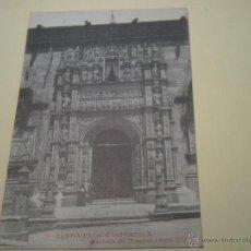 Postales: 9 - SANTIAGO DE COMPOSTELA - FACHADA DEL HOSPITAL (S. XIV) - FOT. THOMAS. Lote 40280167