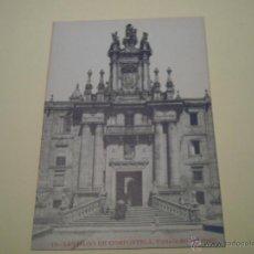 Postales: 13 - SANTIAGO DE COMPOSTELA - PORTADA DEL SEMINARIO - FOT. THOMAS. Lote 40280216