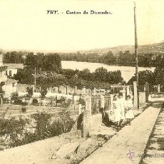 Postales: RRR POSTAL TUY - TUI - PONTEVEDRA - GALICIA - CANTON DE DIOMEDES . Lote 40422599