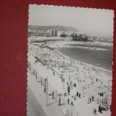 Postales: PLAYA DE RIAZOR - CORUÑA - EDICIONES LUJO ZARAGOZA - SIN CIRCULAR -. Lote 40447517