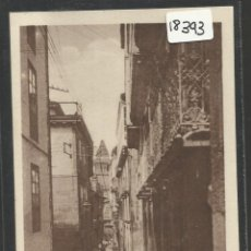 Postales: SANTIAGO DE COMPOSTELA - 98 - CALLE GELMIREZ- ROISIN - (18393). Lote 40452093