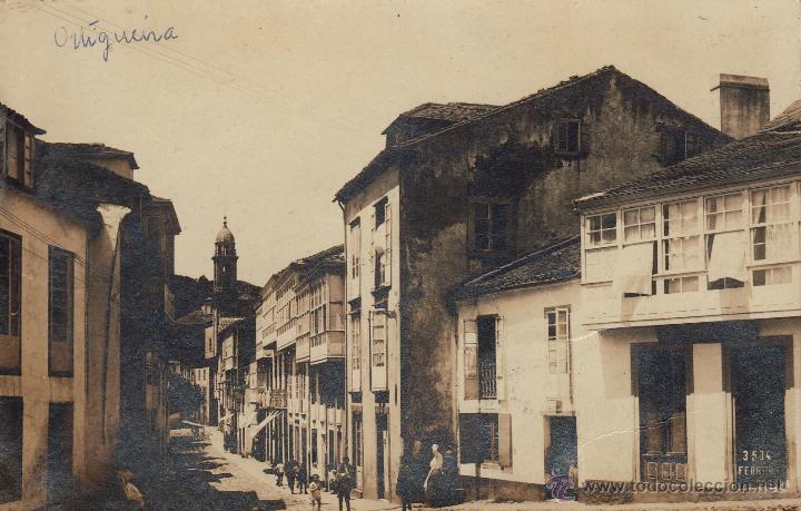 ORTIGUEIRA - . (Postales - España - Galicia Antigua (hasta 1939))