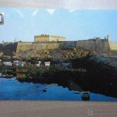 Cartes Postales: CASTILLO DE SAN ANTÓN. A CORUÑA. ED. ESCUDO DE ORO. Lote 40929252