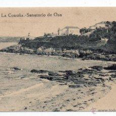 Postales: LA CORUÑA. SANATORIO DE OZA.. Lote 40961765