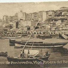 Postales: POSTAL ORIGINAL DECADA DE LOS 30. PROV. DE PONTEVEDRA. Nº 220. VIGO. VER TAMAÑO Y EXPLICACION. Lote 41607929