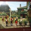 Postales: POSTAL GALICIA. BAILE DE NIÑOS. GAITEROS. NO CIRCULADA.. Lote 41656492