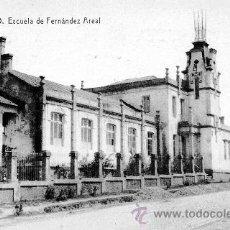 Postales: THOMAS - SERVANDO DIZ - ESCUELA FERNANDEZ AREAL - PORRIÑO - PONTEVEDRA - AÑOS 10 - RRR - IMPECABLE. Lote 41762828