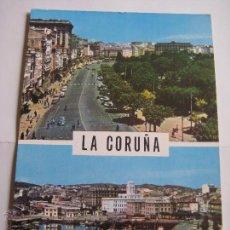 Postales: POSTAL LA CORUÑA - EDICIONES PARIS Nº 189, CIRCULADA. Lote 41945834