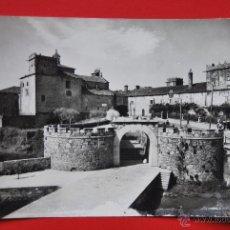 Postales: POSTAL DE VILLAGARCIA ( PONTEVEDRA): CASTILLO DE VISTA ALEGRE. Lote 41951256