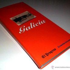 Postales: FACSÍMIL DE 192 POSTALES ANTIGUAS DE GALICIA.. Lote 42093615