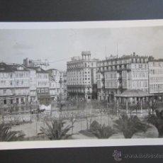 Postales: POSTAL LA CORUÑA. AVENIDA DE LOS CANTONES. . Lote 42154905