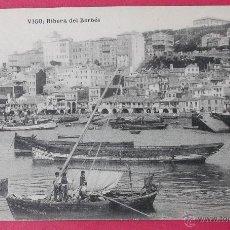 Postales: VIGO, PONTEVEDRA. RIBERA DEL BERBÉS. ED. TETILLA.. Lote 42168410