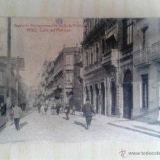 Postales: POSTAL ANTIGUA GALICIA. PONTEVEDRA. VIGO. CALLE DEL PRÍNCIPE.. Lote 42226718