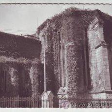 Postales: PONTEVEDRA. RUINAS DE SANTO DOMINGO.. Lote 42229381