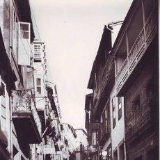 Postales: BETANZOS (LA CORUÑA) CALLE DE LOS HERREROS.. Lote 42230937