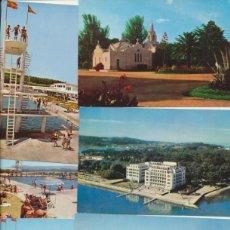 Postales: LA TOJA. LOTE DE 6 POSTALES. AÑO 1963.. Lote 42295129