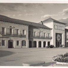 Postales: POSTAL FOTOGRAFICA ESTACION TREN RENFE FERROCARRIL FERROCARRILES ORENSE OURENSE - GARCIA GARRABELLA. Lote 42324275