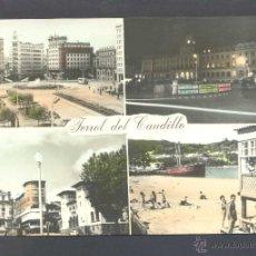 Postales: FERROL *FERROL DEL CAUDILLO* ED. PARIS Nº 57. ESCRITA.. Lote 42387178