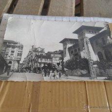 Postales: POSTAL EL FERROL DEL CAUDILLO CONCEPCION ARENAL Y CASA DE CORREOS EDICIONES ARRIBAS. Lote 42387674