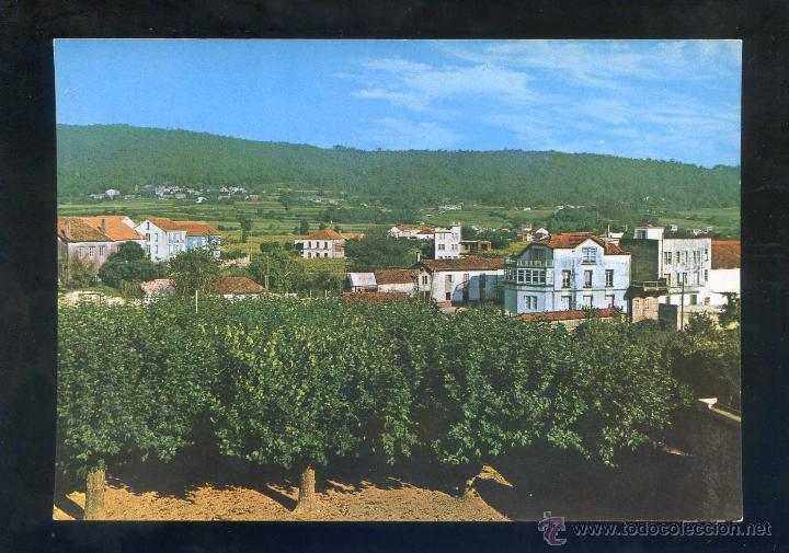 LA CORUÑA. SERRA DE OUTES *VISTA PARCIAL* ED. VISTA CROM Nº 2. NUEVA. (Postales - España - Galicia Moderna (desde 1940))