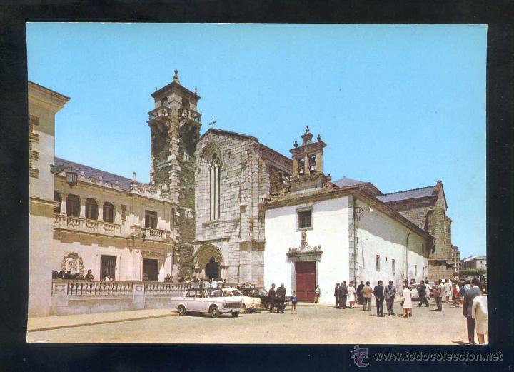 LUGO *MUSEO E IGLESIA...* ED. ALARDE Nº 7. NUEVA. (Postales - España - Galicia Moderna (desde 1940))