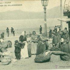 Postcards - VIGO. MERCADO DE VILLAVICENCIO.HAUSER Y MENET. TRES ESTRELLAS ( * * * ). HACIA 1905. - 42441336