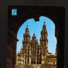 Postales: POSTAL SANTIAGO DE COMPOSTELA. CATEDRAL. Lote 42521348