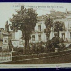 Postales: POSTAL DE ORENSE. EDITORIAL GRAFOS. AÑO 1930. Lote 42530374