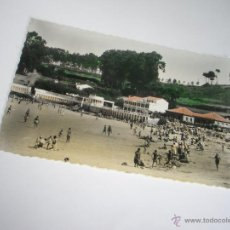 Postales: POSTAL--LA CORUÑA-PLAYA DE SANTA CRISTINA-1950?-NUEVA-.. Lote 42629917
