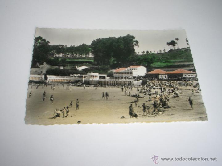 Postales: POSTAL--LA CORUÑA-PLAYA DE SANTA CRISTINA-1950?-NUEVA-. - Foto 3 - 42629917