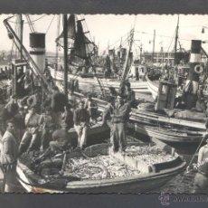 Postales: VIGO *PUERTO DE PESCADORES* ED. L. ROISIN Nº 9. CIRCULADA 1943.. Lote 42711465