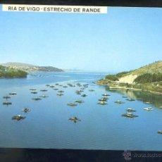 Postales: VIGO *RIA DE VIGO...* ED. POST. FAMA Nº 3164. NUEVA.. Lote 42794715