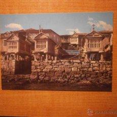 Postales: POSTAL COMBARRO (PONTEVEDRA) RINCON TIPICO SIN CIRCULAR. Lote 42821497