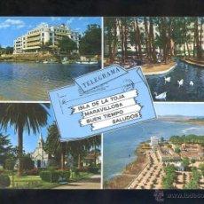 Postales: ISLA DE LA TOJA. ED. ARRIBAS Nº 38. NUEVA.. Lote 43167707