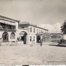 Postales: RARA POSTAL FOTOGRAFICA DE ARRIBAS IMPECABLE - LA TOJA - PONTEVEDRA - LOS PABELLONES. Lote 43219711