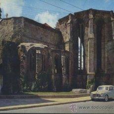 Postales: POSTAL GALICIA GALIZA PONTEVEDRA SANTO DOMINGO. Lote 43227514