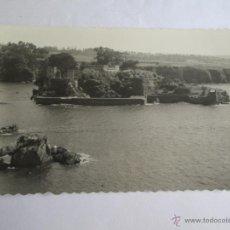 Postales: LA CORUÑA CASTILLO DE SANTA CRUZ 69 EDICIONES DE LUJO. Lote 43300759