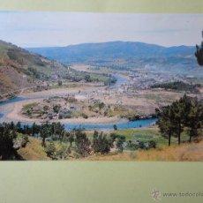 Postales: EL BARCO DE VALDEORRAS. ORENSE. ED. DE LA REGIÓN. Lote 43402022