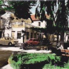 Postales: RRR POSTAL FOTOGRAFICA COLOREADA - HOTEL AVELINO - MONDARIZ BALNEARIO - PONTEVEDRA - ARRIBAS. Lote 43541433