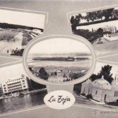 Postales: RRR POSTAL 5 VISTAS DE LA TOJA - EL GROVE - PONTEVEDRA - ARRIBAS. Lote 43541644