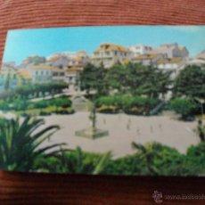Postales: FERROL PLAZA MARQUES DE AMBOADA LA DE LAS FOTOS MIRA MAS POSTALES EN MI TIENDA VISITALA. Lote 43578776